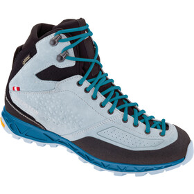 Dachstein Super Ferrata MC GTX Zapatillas Mujer, sterling-dark turquoise